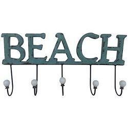Peachful Shores Beach Wall Hook