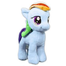 Rainbow Dash My Little Pony Stuffed Animal
