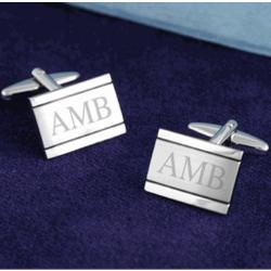 Personalized Edward Cufflinks