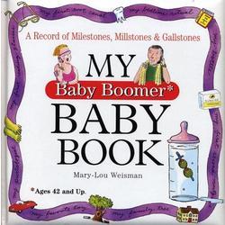My Baby Boomer Baby Book