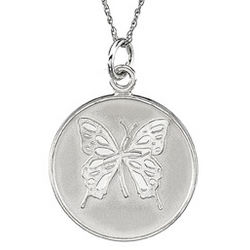 Loss of a Mother Comfort Wear Pendant Necklace