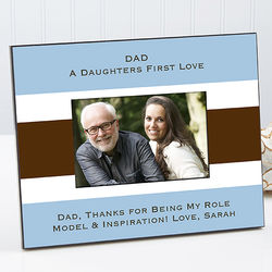 Personalized Picture Frames for Men