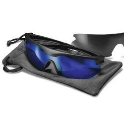 UV-Coated Golf Ball Finder Glasses