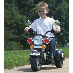 Wild Child 6 Volt Battery-Powered Cruiser Tricycle
