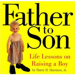 Father to Son Life Lessons on Raising a Boy Book