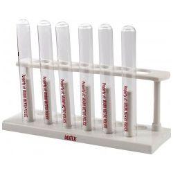 Dexter Miami Metro Police Test Tube Shot Glass Set