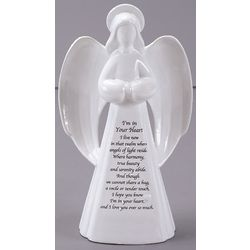 Memorial Ceramic Angel Figurine
