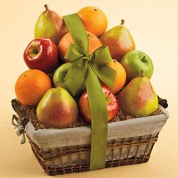 Classic Organic Fruit Gift Basket