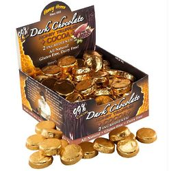 Dark Chocolate Honey Truffles - 2.5 Pound Box