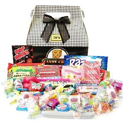 1960's Classic Retro Candy Gift Box