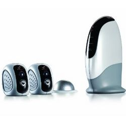 VueZone Video System with 2 Indoor Motion Detection Cameras