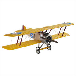 Small Sopwith Camel Miniature Airplane