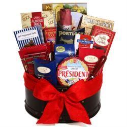 Deluxe Gourmet Foods Gift Chest