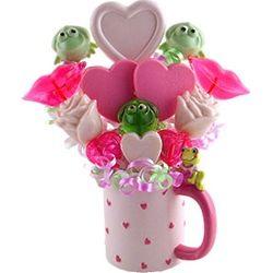 Hoppy Mother's Day Lollipop Bouquet