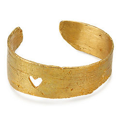 Handmade Love Birch Bracelet Cuff