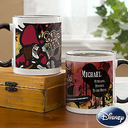 Personalized Disney Captain Hook Coffee Mug