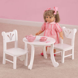 Lil Doll Table and Chair