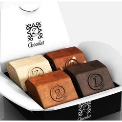 Pack 4 Reasons to Love French Chocolates Gift Box