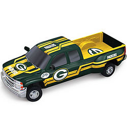 Super Bowl Packers Truck Model