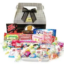 1970's Classic Retro Candy Gift Box