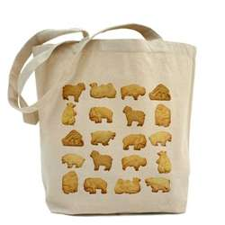 Animal Crackers Baby Bag