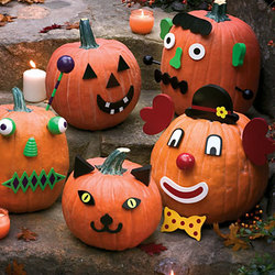 Pumpkin Decorating Kit