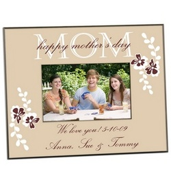 Mothers Day Blossom Photo Frame