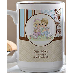Precious Moments Personalized Coffee Mug