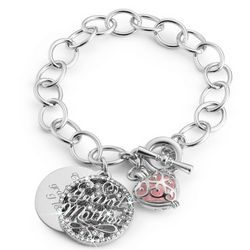 Grandmother Bracelet with Scented Charm