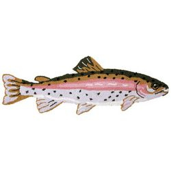 Trout Fish Table or Wall Accent