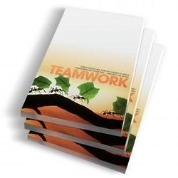 Teamwork Ants Notepad