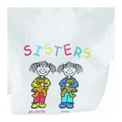 Personalized Sisters Youth Sweatshirt
