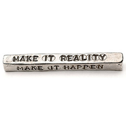Make It Reality Paperweight
