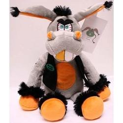 Bad Ass Stuffed Animal