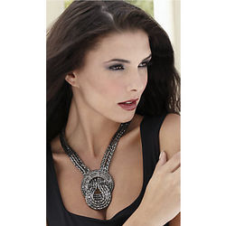 Knot Weave Necklace