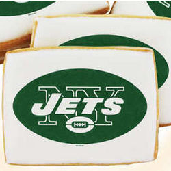 NFL New York Jets Cookies