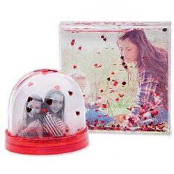 Shower of Hearts Custom Photo Display