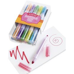 Double-Dipped Scented Markers
