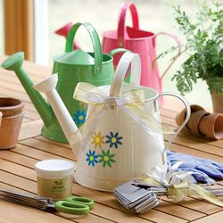 Ultimate Gardener's Watering Can and Tools Gift