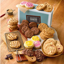 36 Homemade Cookies Gift Box