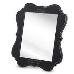 Black Annabelle Mirror