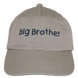 Big Brother Baseball Hat