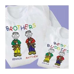 Brothers & Best Buddies T-Shirt
