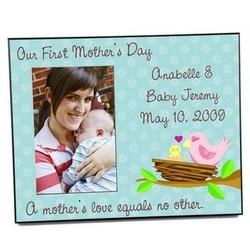 Our First Mothers Day Photo Frame