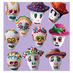 Just Add Sugar Mexican Sugar Skull Kit