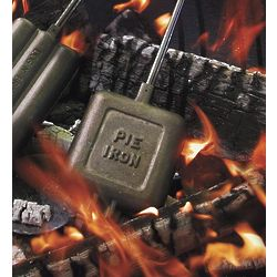 Heavy Cast Iron Fireside Pie Iron