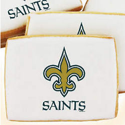 NFL New Orleans Saints Cookies