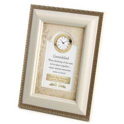 Granddad Frame Clock