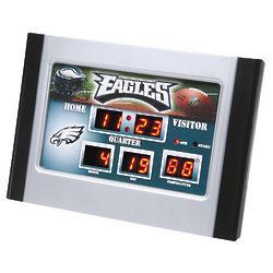 NFL Scoreboard Alarm Clock