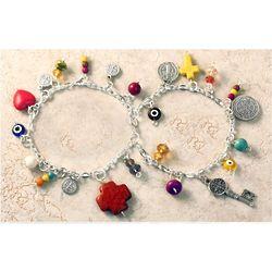 St. Benedict Charm Bracelet